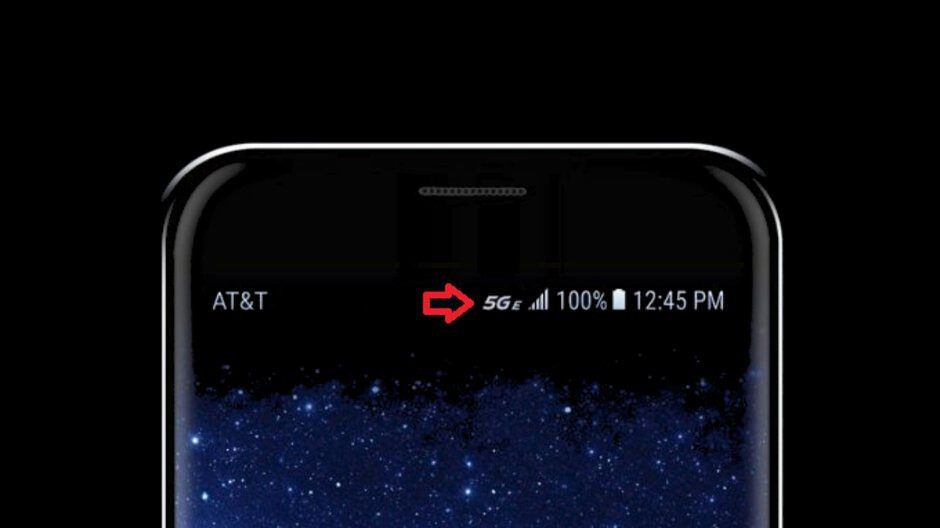 AT&T rolls out Samsung Galaxy S8 Active, LG V30 update that adds 5G