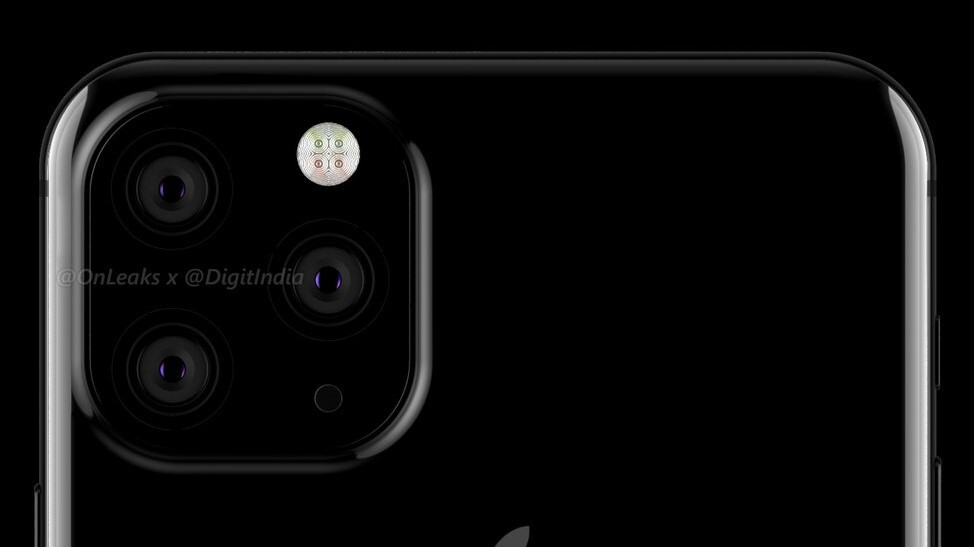 This is what the 2019 iPhone XI could look like from the rear