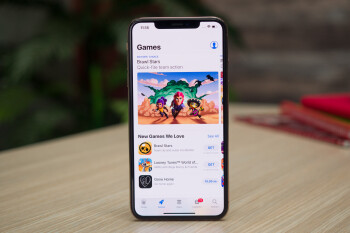 Games on Apple's App Store connected with a server used to spread malware