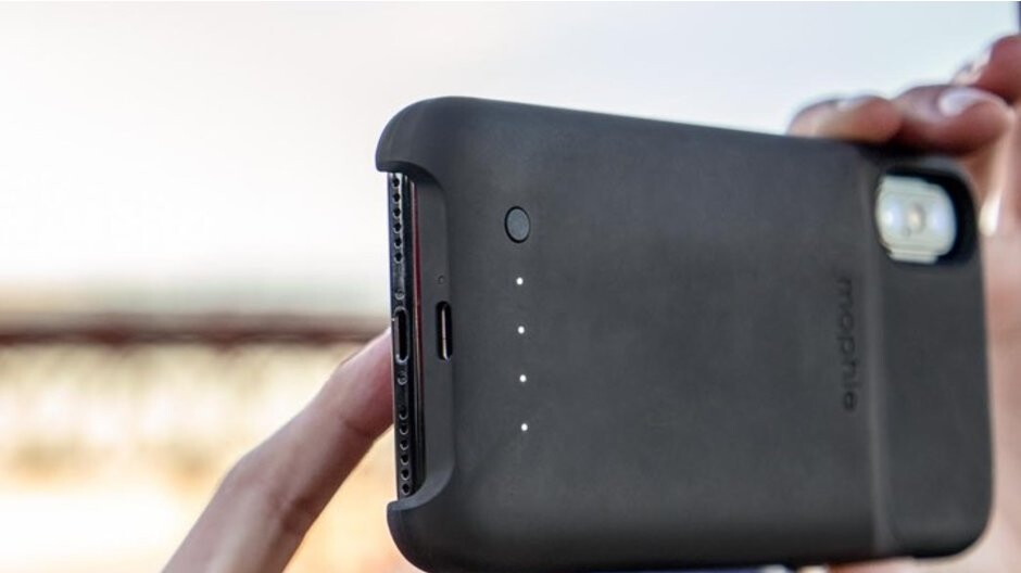 Durable battery case for the latest iPhones gives them the extra juice and protection they need