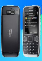 Firmware update v34 for the Nokia E55 fixes some minor bugs