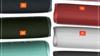 Water-resistant JBL Flip 5 and kid-friendly JBL JR POP wireless speakers announced at CES 2019