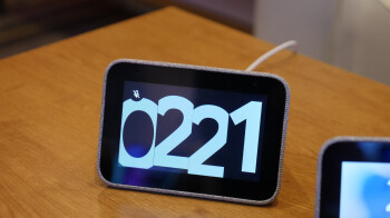 The Lenovo Smart Clock is the bedroom alarm clock we've been waiting for [hands-on]
