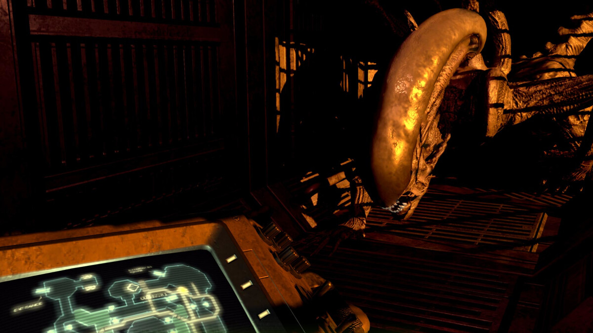Alien survival horror franchise is coming to mobile (Android and iOS) in 2019