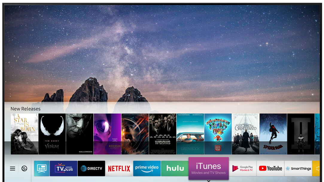 Unthinkable? Apple to put iTunes on Samsung TVs