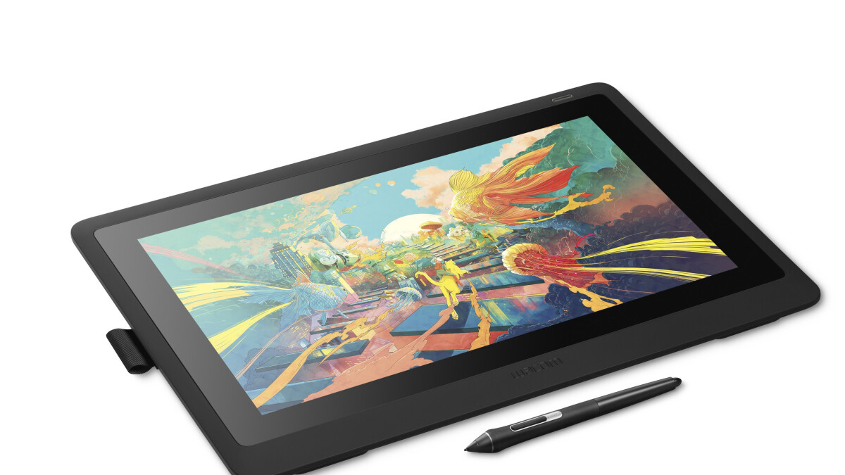 Wacom's newest creative tablet targets 'emerging professionals' with affordable pricing
