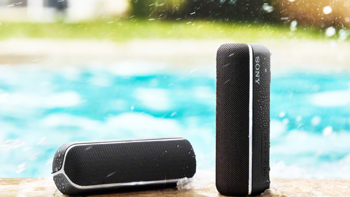 New Sony Extra Bass wireless speakers shake the floor at CES 2019; new lantern speaker is lit