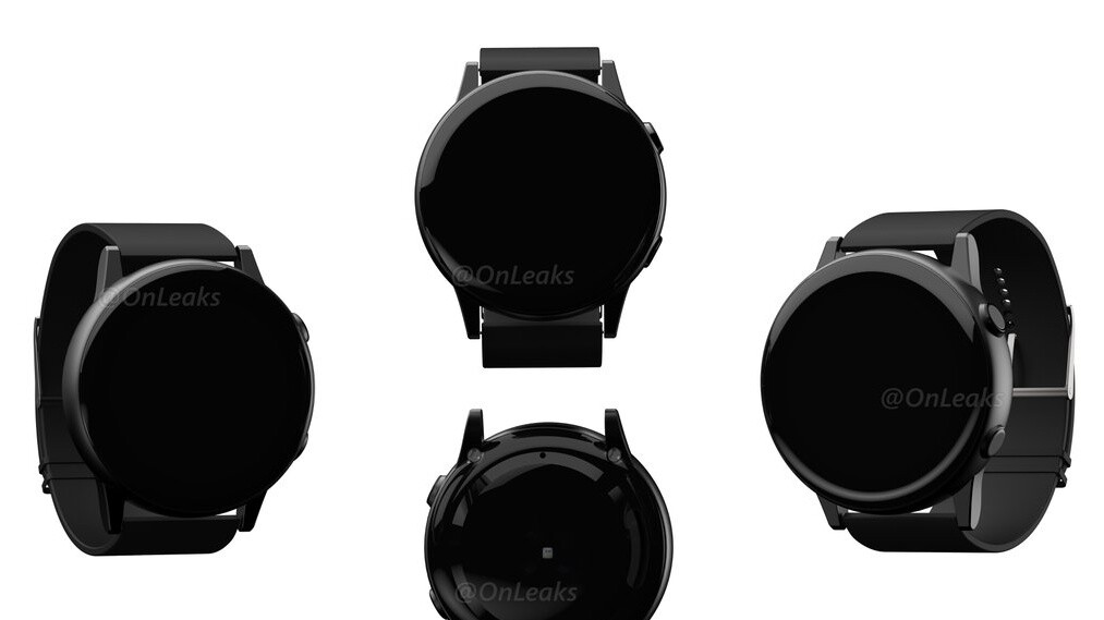 Leaked Samsung Galaxy Sport renders highlight key Galaxy Watch differences