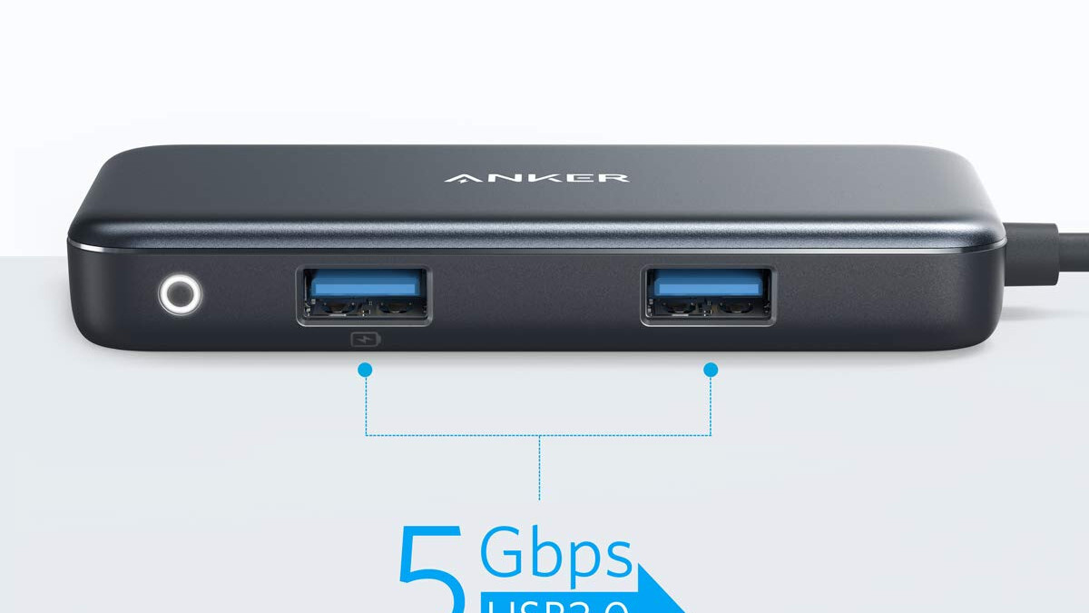 Deal: Anker's premium 4-in-1 USB-C hub on sale, save $20 (40%)!