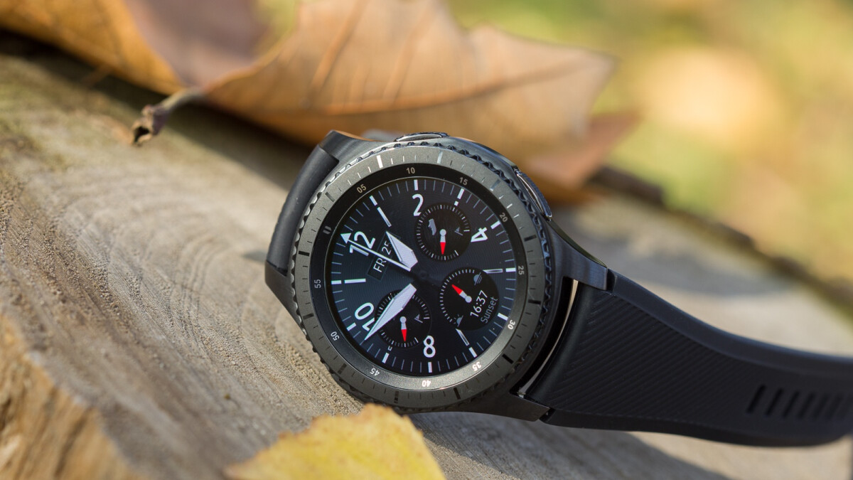 Samsung Gear S3 costs $150 at Best Buy in refurbished ...