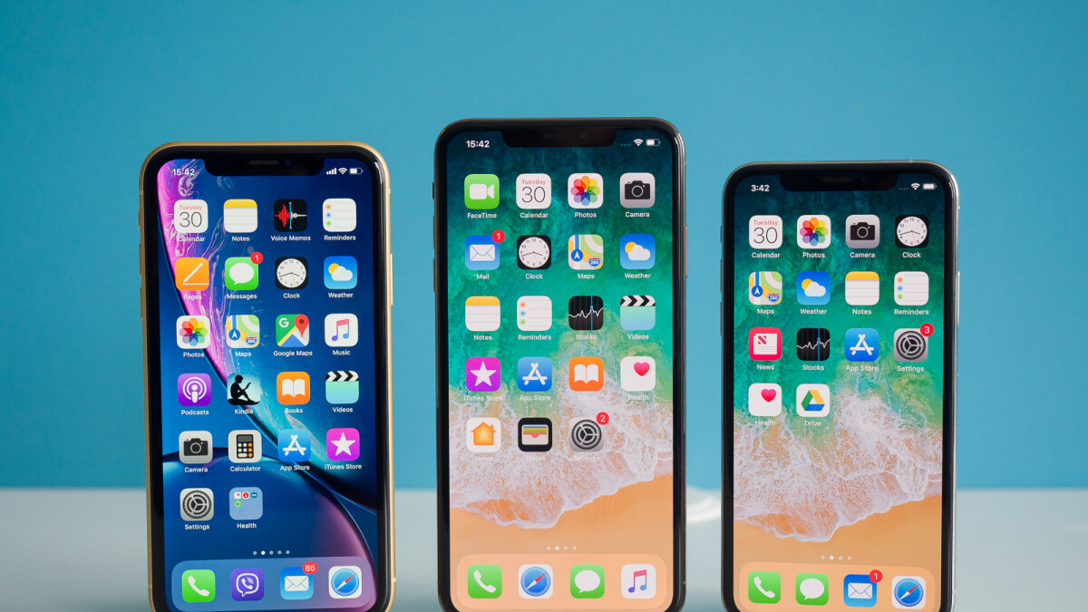 The iPhone XR has already outsold the iPhone XS, data indicates