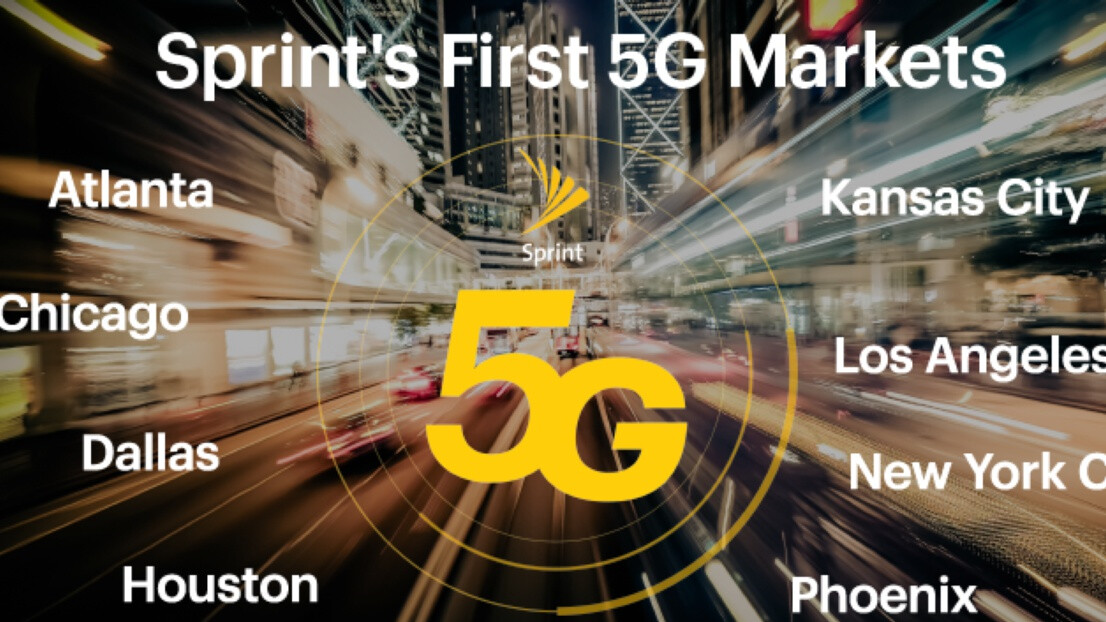 Sprint joins AT&T attack party with accusations of 'blatant' 5G deception