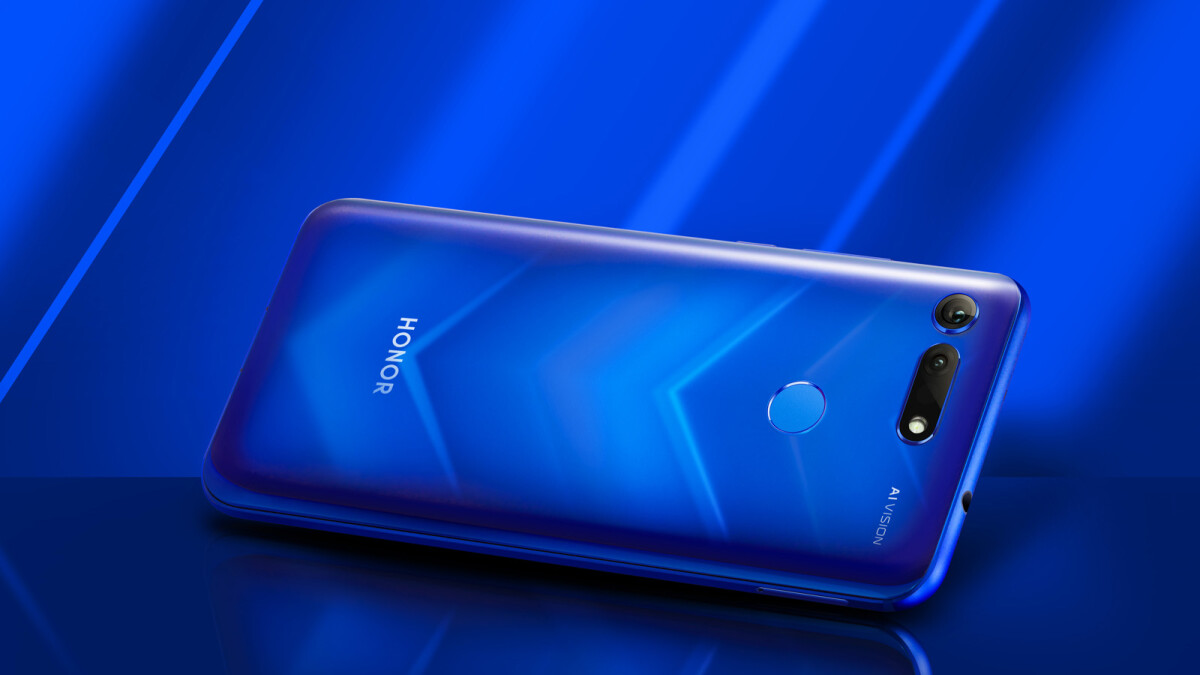 Honor View 20 has a 48 MP camera, we've got the samples