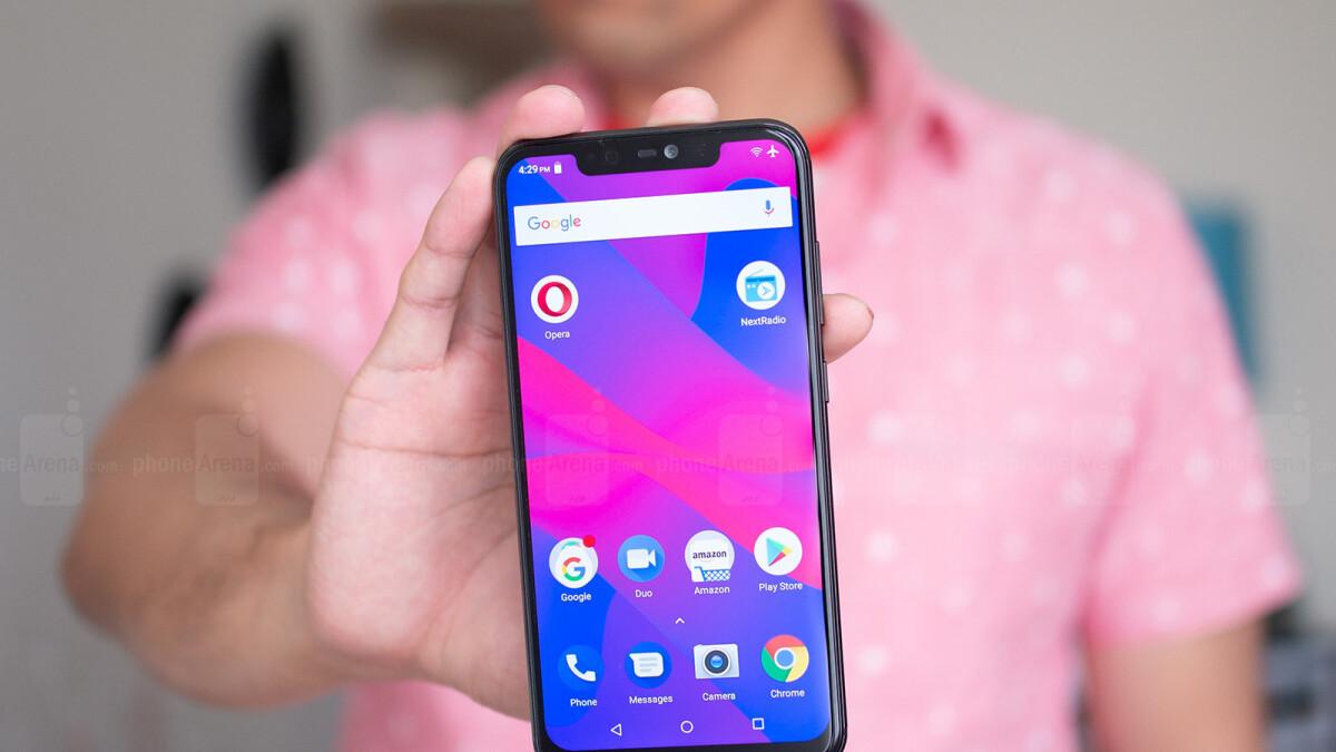 BLU Vivo XI+ kicks off surprising Android 9.0 Pie beta program