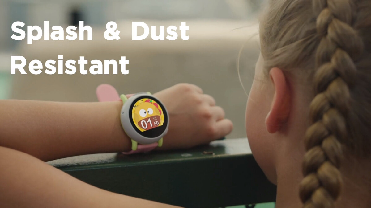 World's first 4G LTE smartwatch for kids arrives in the U.S. on January 28