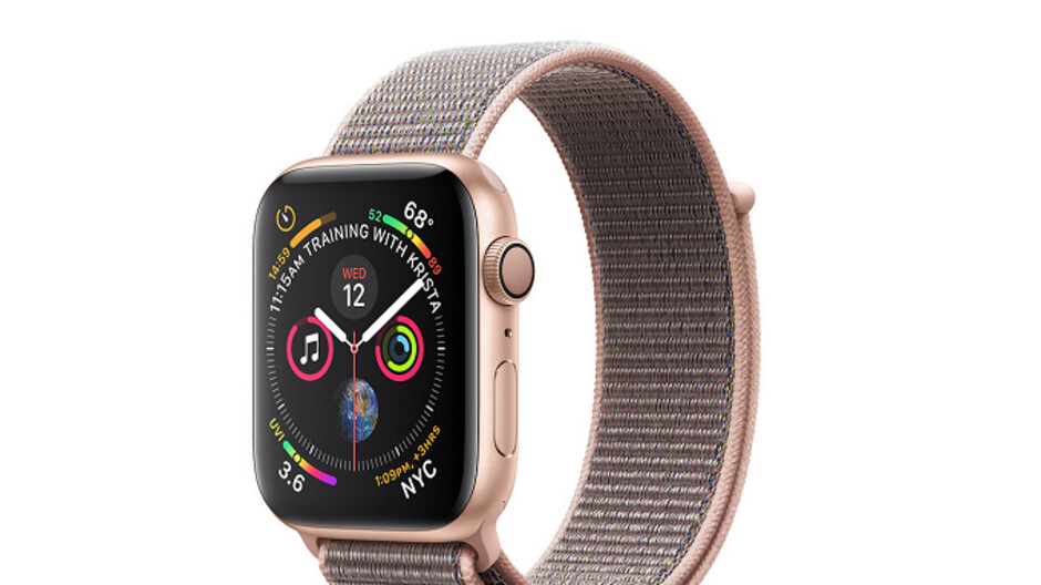 Aura Band for the Apple Watch tracks body composition, weight and more