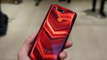 Watch out OnePlus 6T, the Honor View 20 isn't messing around [hands-on]