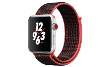 Deal: Save $125 on the Apple Watch Series 3 Nike+ (GPS + LTE)