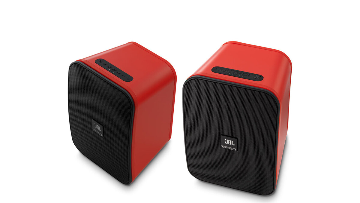 Deal: Grab a pair of 30W JBL Control X wireless speakers and