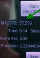 Thanks to Android 2.2, Nexus One runs 450% faster?