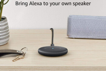 Amazon Echo Input on sale for $20; device puts the smart into your speaker