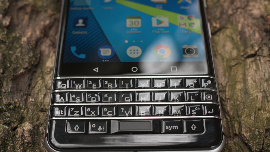 Save $200 on the BlackBerry KEYone at Best Buy (clearance sale)