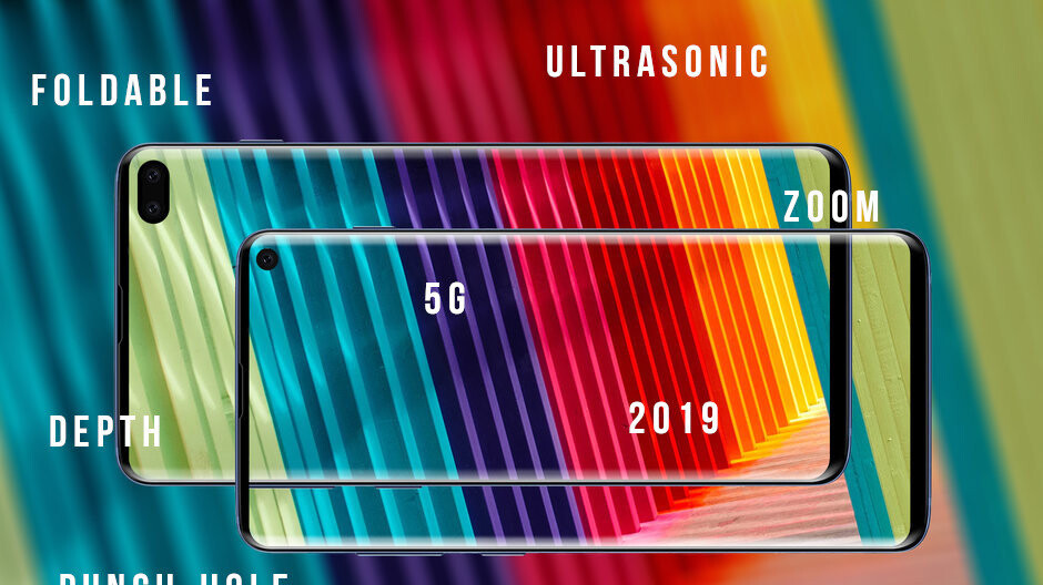 0a3d70a6d45 The best new phone features to go mainstream in 2019 - PhoneArena