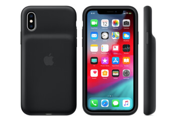 Do you like the official iPhone XS and iPhone XR Smart Battery Case?