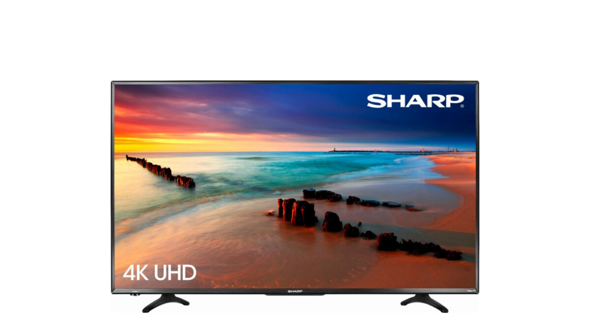 Deal: Grab a new Sharp 43-inch 4K Smart TV for $200 at Best Buy, save $150 (43%)!
