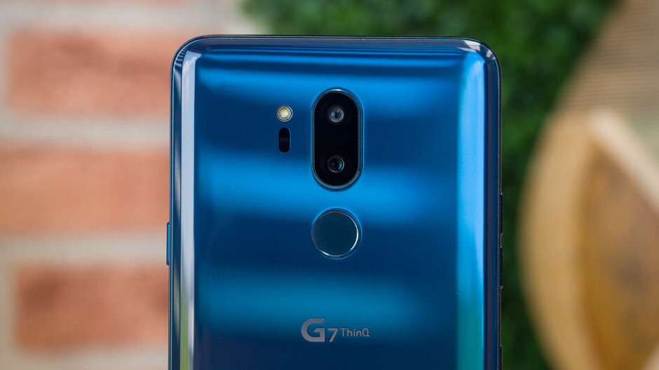 LG posts the G7 and V40 Android 9 Pie update release schedule