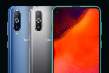 Samsung Galaxy A60 to arrive in April with punch-hole display: rumor