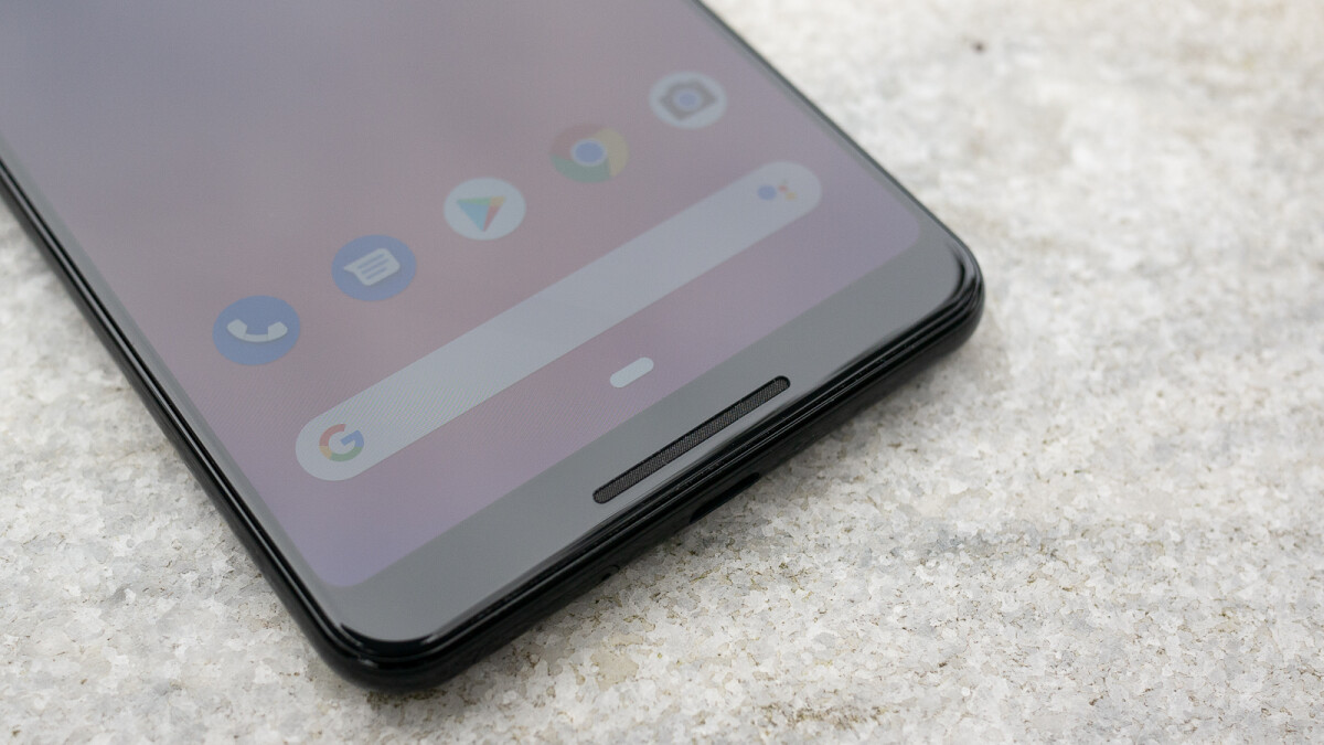 The Google Pixel 4 could feature a bezel-less display and stereo speakers, patent suggests