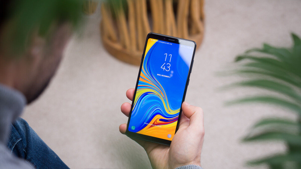 Samsung Galaxy A8 and Galaxy A9 (2018) are getting Android 9 Pie