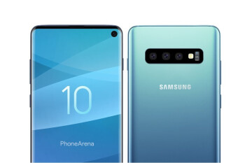 In-display fingerprint scanner is coming to at least one Samsung Galaxy S10 model