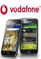 Samsung Galaxy S and Wave are headed to Vodafone