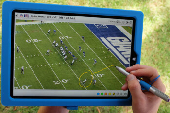 "Surface Pro tablet tossed into the stands by NFL coach is ""fine"" says Microsoft executive"