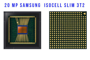 Samsung doubling down on 'full-screen' phones, intros a tiny 20MP camera sensor for its Infinity-O displays