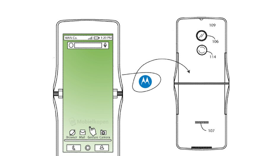 Verizon's foldable Motorola RAZR may use this flexible cover film to bend its display