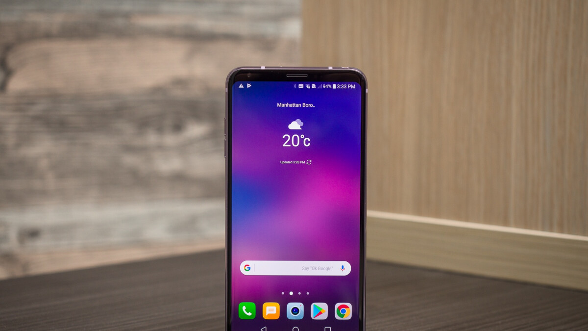 Walmart has the LG V30+ on sale for a lower than ever