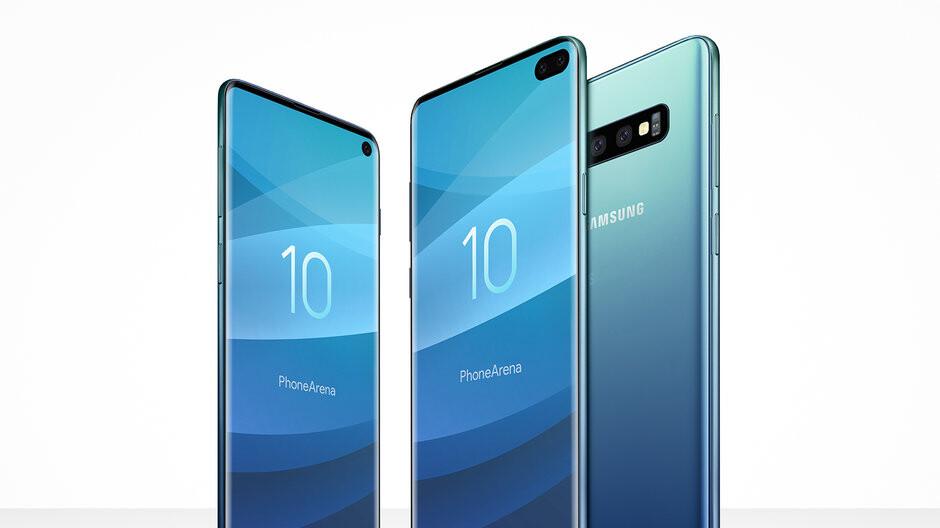 Photos show Samsung Galaxy S10 will support blockchain storage