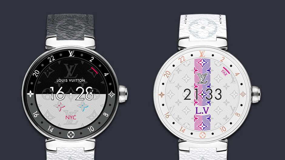 Louis Vuitton's new Wear OS luxury smartwatch fully revealed
