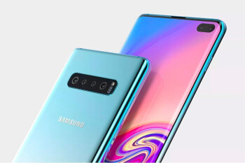 Samsung Galaxy S10+ rumored to have a larger battery than first expected
