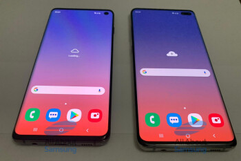 Samsung Galaxy S10 and Galaxy S10+ live images leak in crystal clear quality