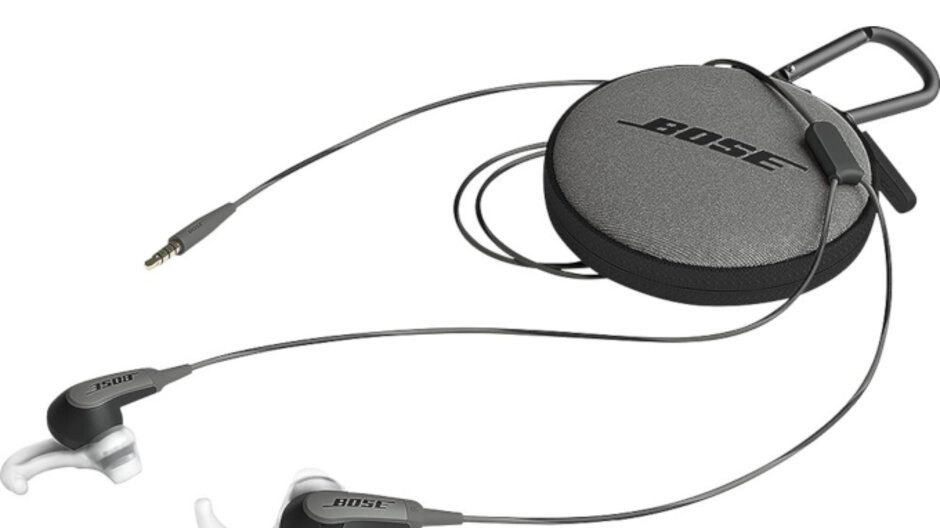 Deal: Bose SoundSport wired earphones are half off at Best Buy