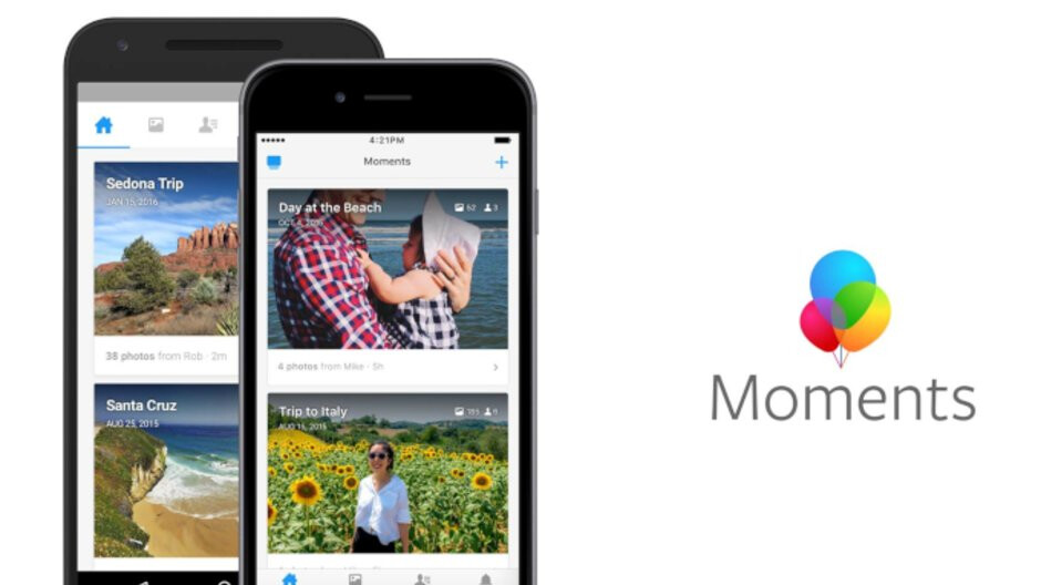 Facebook kills off Moments app due to lack of interest
