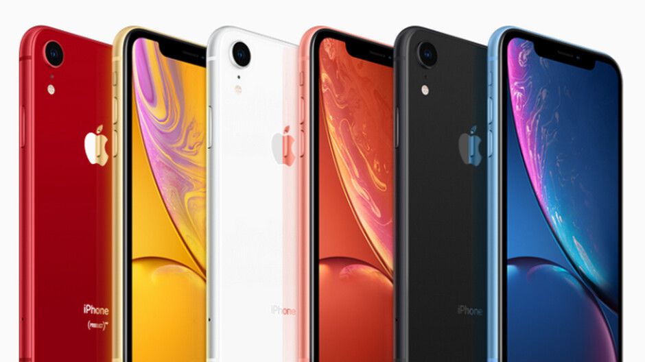 Apple iPhone XR outsold all iPhone models in the U.S. during Q4 2018