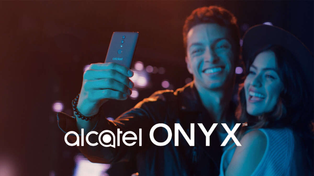 Cricket-exclusive Alcatel ONYX is an entry-level trooper that costs just $120