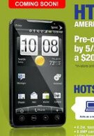 RadioShack revving up their pre-order process for the HTC EVO 4G today