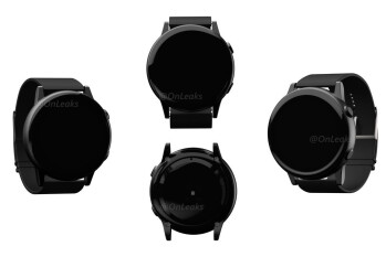Samsung's next smartwatch might be called the Galaxy Watch Active