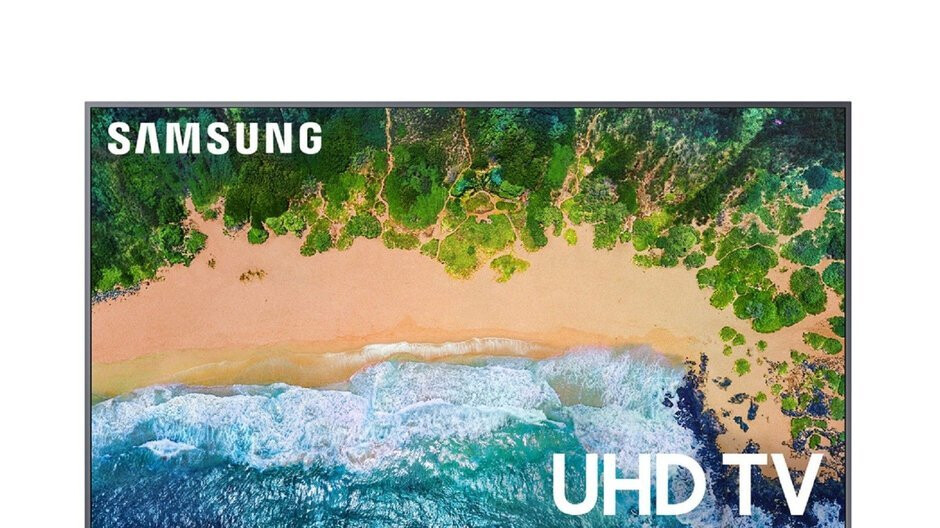 Deal: Get a new 50-inch 4K Samsung Smart TV (2018 model) for $330!